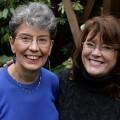 Beverly Scott and Patricia Cavanaugh