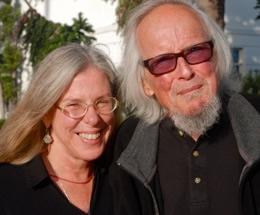 Julie Rogers and David Meltzer
